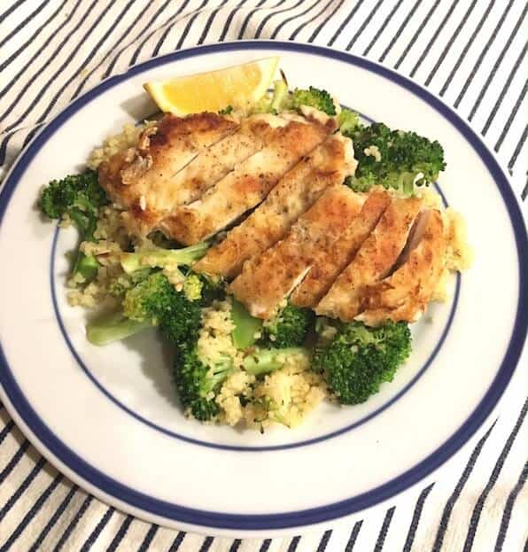 Blue Apron Review Meal 3